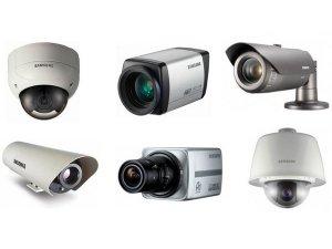 Разнообразные виды аналоговых камер