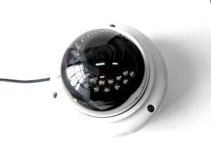 Аналоговая купольная видеокамера