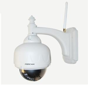 камеры для наружного применения в ударопрочный куполе