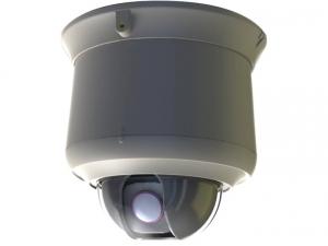 Уличная поворотная аналоговая видеокамера