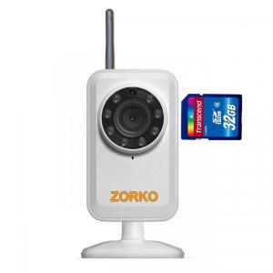 Камера ZORKO с записью на карту памяти