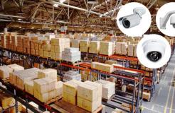 Система видеонаблюдения для складских помещений