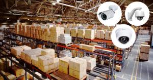 Видеонаблюдение на складе отличное решение