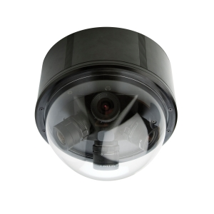 панорамные видеокамеры с двумя и более объективами