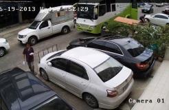 Видеонаблюдение для автостоянки: безопасно и доступно