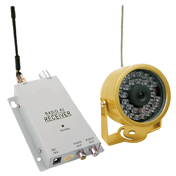 Система из одной беспроводной минивидеокамеры 802C LYD/250