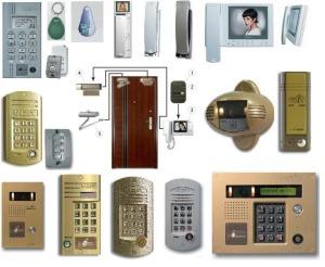 Обзор различных домофонов , вызывных панелей и способ подключения