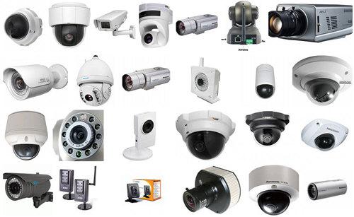 Многообразие видов ip камер