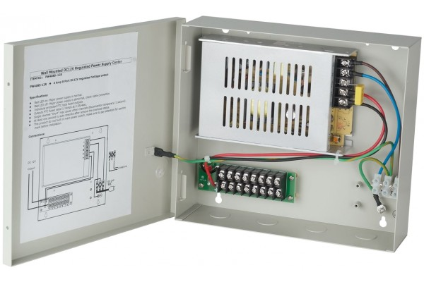 Купить комплект видеонаблюдения falcon eye fe-104d-kit дача