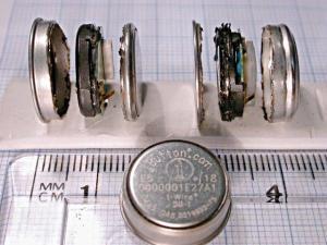 Ключ для домофона в разобранном виде фото