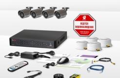 Выбираем беспроводной комплект видеонаблюдения