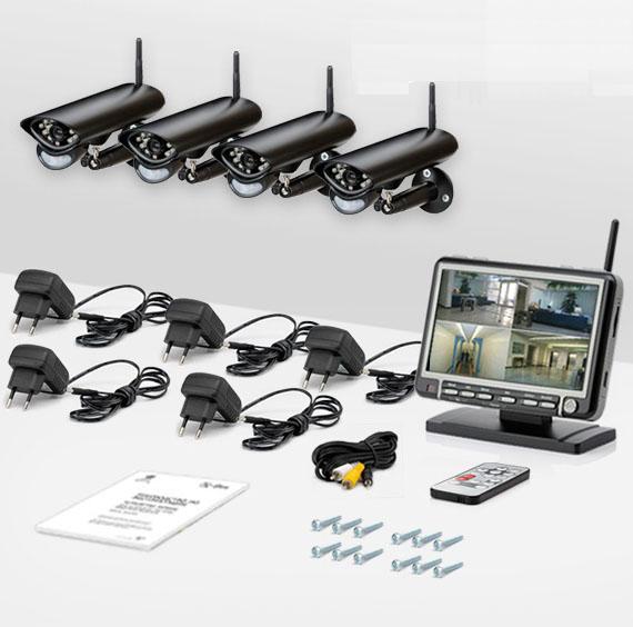Облагается ли налогом на имущество система видеонаблюдения