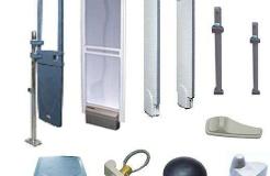 Противокражное (антикражное) оборудование: комплектация и обзор систем