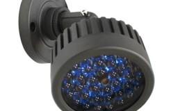 ИК прожекторы для камер видеонаблюдения на улице и в помещении