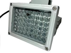 ИК прожектор для ночных камер видеонаблюдения