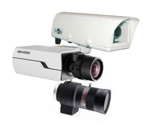 Комплект ip видеокамеры для видеонаблюдения на большом расстоянии