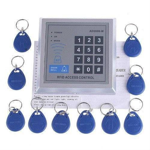 Система контроля доступа RFID
