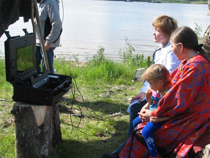 система видеоконференцсвязи мобильная