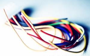 Прокладка слаботочного провода