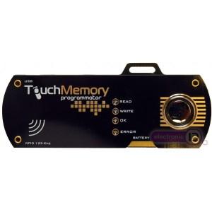 TM Programmer для программирования ключа touch memory