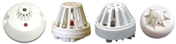 Картинки по запросу тепловые датчики пожарной сигнализации подключение