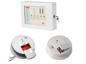 Обслуживаемое оборудование: датчики и контроллер