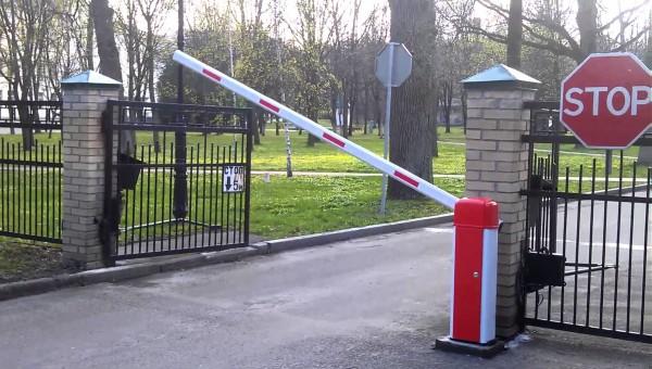 Ключ брелок для автоматических ворот