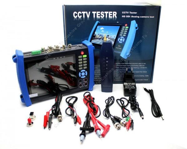 CCTV тестер комплект