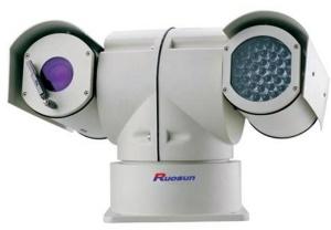 PTZ –камера с ИК подсветкой