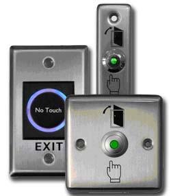 обзор кнопок выхода