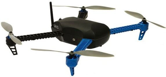 Дрон квадрокоптер 3D Robotics IRIS