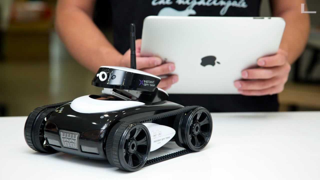 «Rover Tank» еще одна модель шпионской игрушки