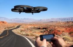 Вертолет-дрон с камерой видеонаблюдения — недешевая игрушка для любых целей