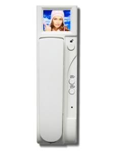 видеомонитор, предназначенный для координатно-матричной связи с цветным экраном