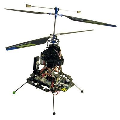 Вертолет дрон Skybotix Coax Autonomous UAV Micro Helicopter