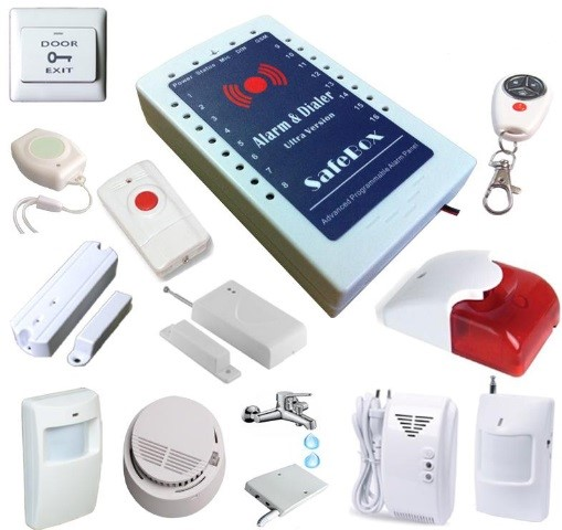 Комплект сигнализации SafeBox