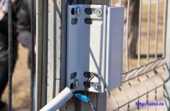 Ремонт электромагнитного замка на уличной металлической двери
