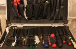 Набор инструментов для монтажа слаботочных систем: поиск оптимальных решений