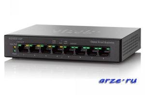 POE свитч на 8 портов Cisco