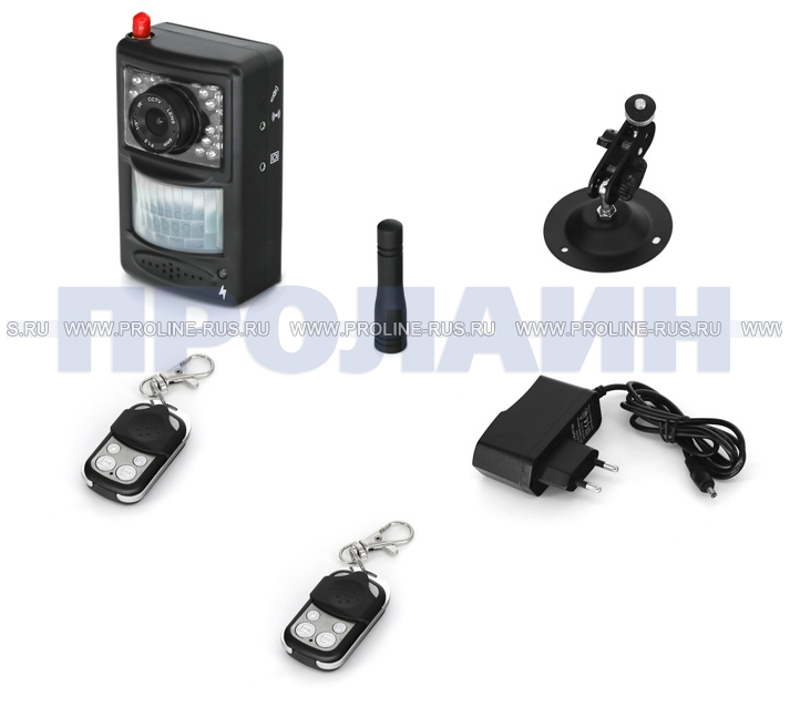 GSM MMS видеокамера Стриж Black комплект поставки