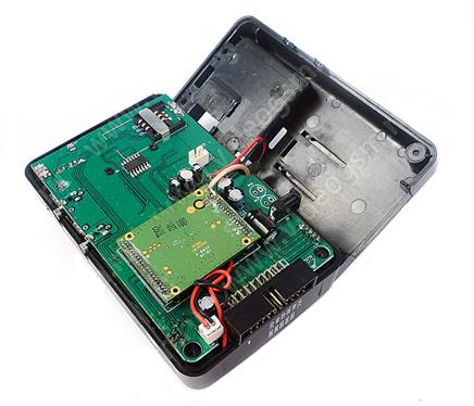 GSM MMS видеокамера Стриж Black вид изнутри