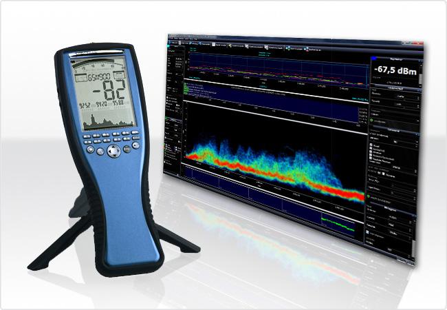SPECTRAN® HF-6060 V4 портативный анализатор спектра