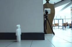 Новое изобретение — камера без слепых зон