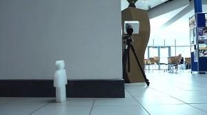 камера смотрящая за угол