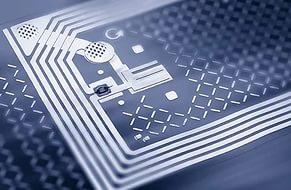 RFID структура построения метки
