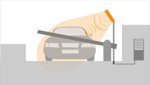 RFID работа системы с автотранспортом