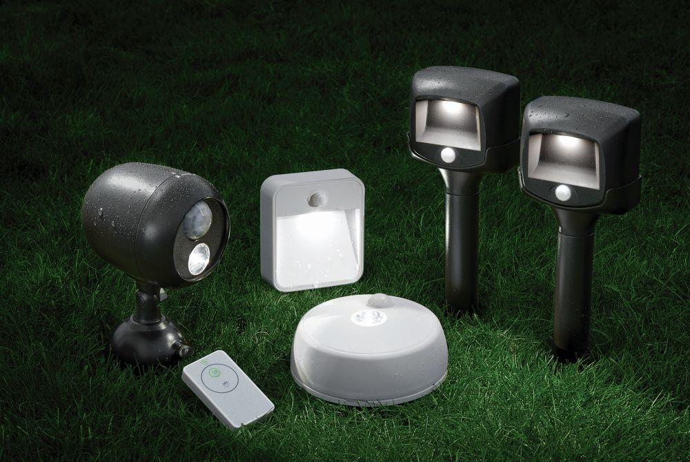 садовые фонари для освещения участка