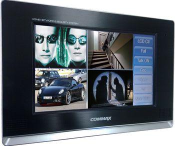 Видеомонитор ip домофона Comax cdv-1020