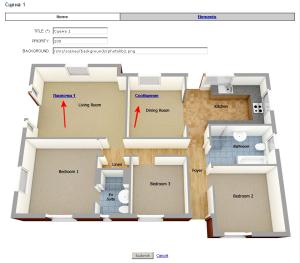 составление программы (сценария) для управления домом