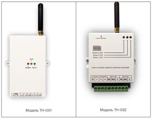 Две модели GSM-модулей компании ООО «Тор-Хаус»
